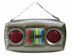 Yo Gabba Gabba Inflatable Boom Box