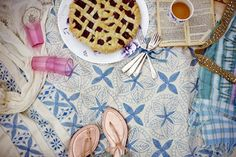 from 'Organic and Chic' cookbook by Sarah Magid; photography by Noah Sheldon