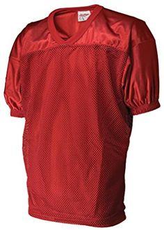 Rawlings Men s Fj9204 Football Jersey (Scarlet 80b7d1dff