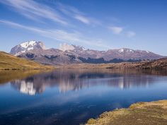 The marvelous National Park Torres del Paine