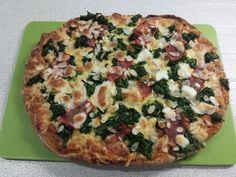 Vitalientje: Spelt pizzabodem