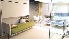coole praktische schlafsofas kleine wohnungen bank matratze