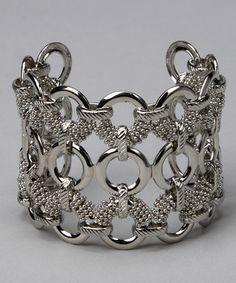 On Zulily!  Marlyn Schiff Bracelet $16.99