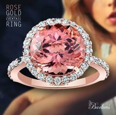 1b796d225 Barkev's Engagement Rings · Because she deserves a rose..... # RoseGold 