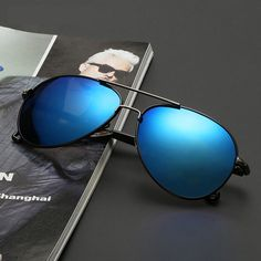 classic Retro Men Polarized Sunglasses Brand Designer Sun Glasses UV400 Vintage Male Driving Eyeglasses WD371