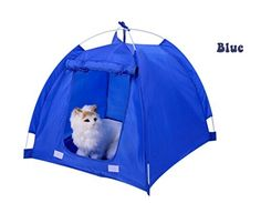 New Outdoor Removable Washable Camping Dog Cat Pet Tent House Waterproof Taffeta Pet Dogs, Dogs And Puppies, Dog House For Sale, Dog Cages, Dog Shower, Dog Shedding, Dog Diapers, Dog Travel, Dog Agility