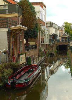 Amersfoort, het lijkt Venetië wel!