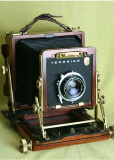 Wista 4x5 large format camera