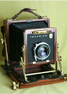 Wista 4x5 large format camera