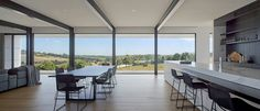 Real home: Victorian country view maximised by glass - The Interiors Addict Casement Windows, Windows And Doors, Ashford House, Louvre Windows, Double Hung Windows, Jpg, My Dream Home, House Plans, Tudor