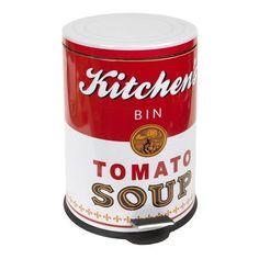 Cubo De Basura Tomato Soup