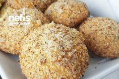 Ağızda Dağılan Nefis Fındıklı Kurabiye Tarifi – Kurabiye – Las recetas más prácticas y fáciles My Favorite Food, Favorite Recipes, Biscuits, Hazelnut Cookies, Food Platters, Donut Recipes, Turkish Recipes, Yummy Cookies, Food And Drink
