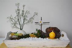 De weg van jezus Pasen, geheel
