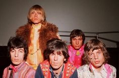 50 years of Stones publicity photos