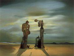 살바도르 달리 (Salvador Dali)의 만종