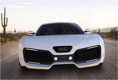 AUDI RS7 CONCEPT - gotta hand it to Audi's hardcore design team, exudes Oomph!