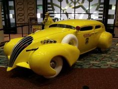 Dick Tracys car