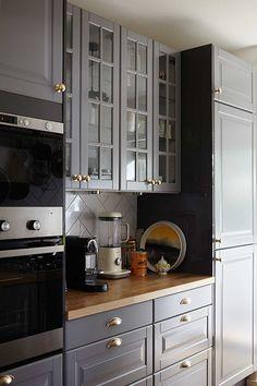 An East London Art Deco Flat for Family | Design*Sponge