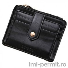 Mini Leather Zipper Credit Card ID Holder Money Clip Wallet Feature: brand new and high quality. Quantity: Material: PU Leather Size: Features: Novel style, texture soft Package Include: Mini Leather Zipper Credit Card ID Holder Money Clip Wallet Coin Bag, Coin Purse Wallet, Mini Purse, Coin Purses, Slim Wallet, Small Wallet, Cash Wallet, Men Wallet, Passport Wallet