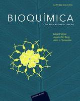 Bioquímica : con aplicaciones clínicas / Jeremy M. Berg, John L. Tymoczko, Lubert Stryer ; versión española por Miguel Ángel Trueba. Reverté, 2013. ---------------------- Bibliografía recomendada: BIOQUÍMICA I e II ,Grao de Medicina (1º)