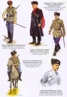 German Cossack's