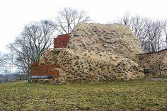 Mitt liv och mina tankar: Slottsruinen och gamla byggnader i Sölvesborg