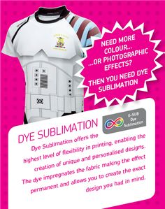 Get the highest level of flexibility in printing - any design, colour for a fully bespoke & unique kit! #dyesublimation #dyesub #sublimation #custom #customkit #sports #sportswear #sportsclothing #designyourown #teamwears #teamwear #kit #sportskit #bespoke #bespokedesign Team Wear, Bespoke Design, Design Your Own, Flexibility, Sportswear, Unique, Fabric, Prints, How To Make