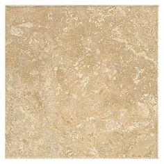 Daltile Fantesa Cameo 12 in. x 12 in. Glazed Porcelain Floor and Wall Tile (15 sq. ft. / case)-FN991212HD1P6 at The Home Depot $2