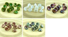 ✔ What's Hot Today: 12pcs Czech Glass Large Bell Flower Beads Lily Of The Valley Flower Caps 8mm x 10mm https://czechbeadsexclusive.com/product/12pcs-czech-glass-large-bell-flower-beads-lily-of-the-valley-flower-caps-8mm-x-10mm-2/?utm_source=PN&utm_medium=czechbeads&utm_campaign=SNAP #CzechBeadsExclusive #czechbeads #glassbeads #bead #beaded #beading #beadedjewelry #handmade