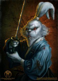 Usagi Yojimbo - Torren Thomas
