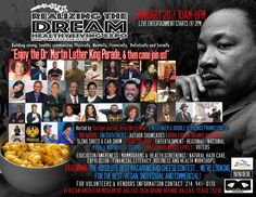 Healthy Living Expo - Realizing The Dream - Christian Professional Network Event By MHM | Morris Hunter Ministries