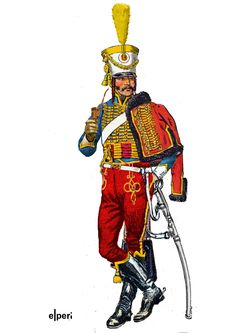 French 5th Regt. Trumpeter 1803