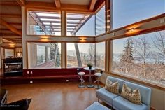 Five Rare, Remote Mansions from the Wilds of Alaska - On the Market - Curbed National