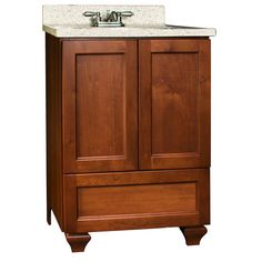 Pace Roma Series X Vanity With Bottom Drawer Cabinet Only