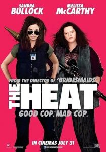 The Heat - If I could act like Melissa McCarthy and not go to jail...I SO WOULD