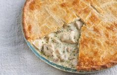 Chicken and Mushroom Pie Recipe - Great British Chefs