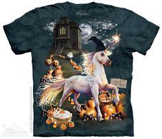 4069 Halloween Unicorn