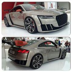Insane Audi TT