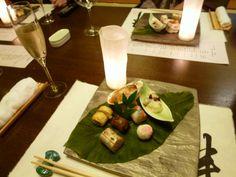 "Cena, Camera di ""Kizuna""(Hotel), Shuzenji-Onsen(Terme), Izu Shizuoka Japan (Febbraio)"