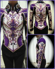Lindsey James showmanship jacket. I am in love with this jacket!