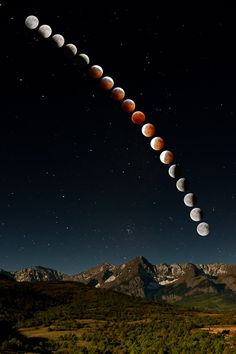 Total lunar eclipse courtesy of http://mansurovs.com/portfolio/astrophotography The wonders of the universe, space oddities, stars, planets, cosmos, galaxies, nebulas and cosmic inclinations.