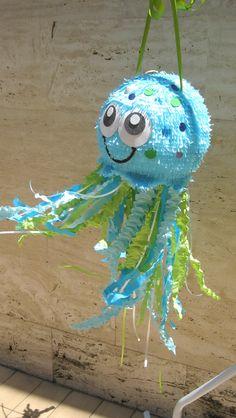 Piñatas~Octopus Piñata