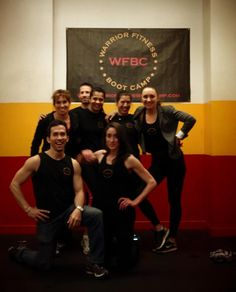 Warriors before the Empire State Building RunUp Race! #hardcore #getsome