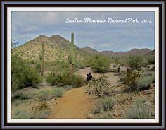 SanTan Mountain Regional Park