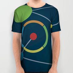 Diemos All Over Print Shirt