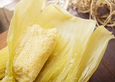 Had this for the first time today.......a-mazing! I'm totally going make these. Tamales de Elote