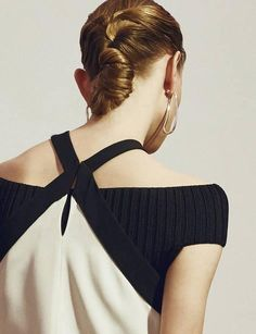 Peeling Back the Layers: A Softer Side of Black and White (The Line)