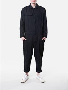 Boiler Suit by OAK Collection