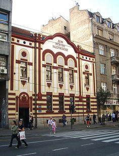 neo-Serbo-Byzantine style - Belgrade, Serbia
