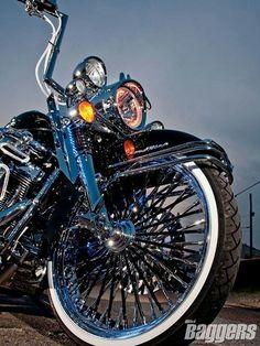 Custom Harley-Davidson Road King